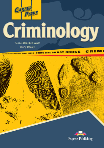 ESP English for Specific Purposes - Career Paths: Criminology