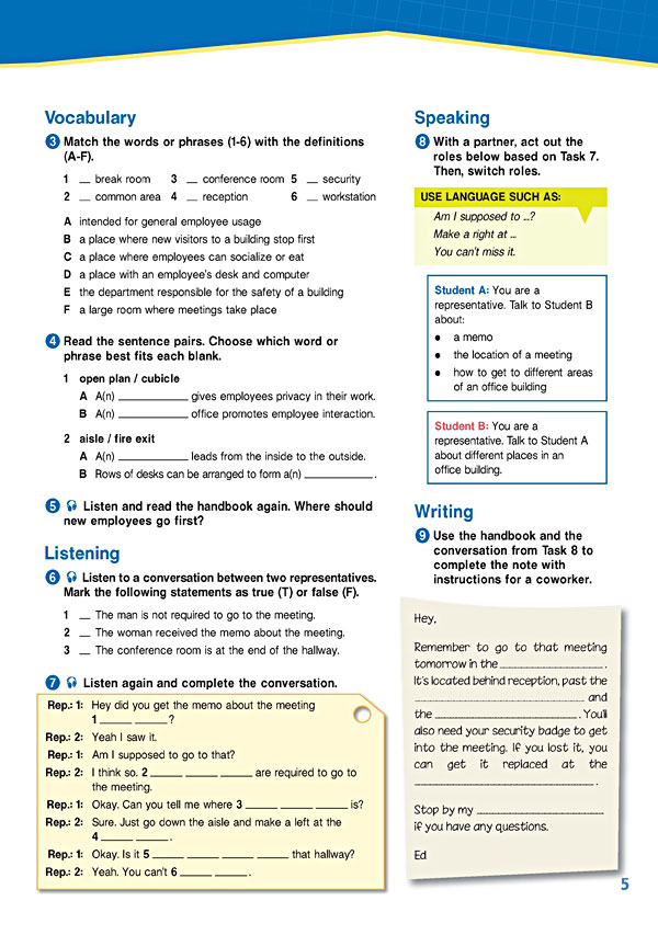 Sample Page 2 - Career Paths: Call Centers