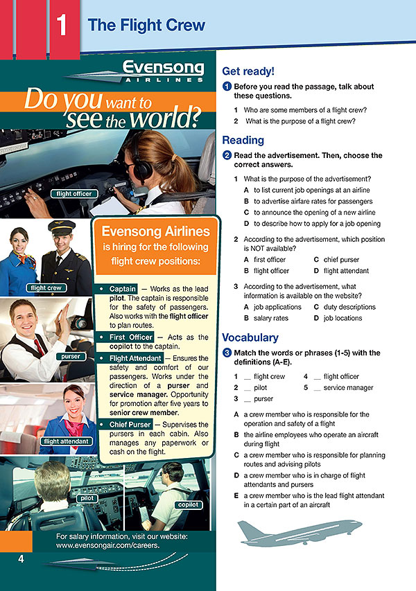 For cabin crew pdf english