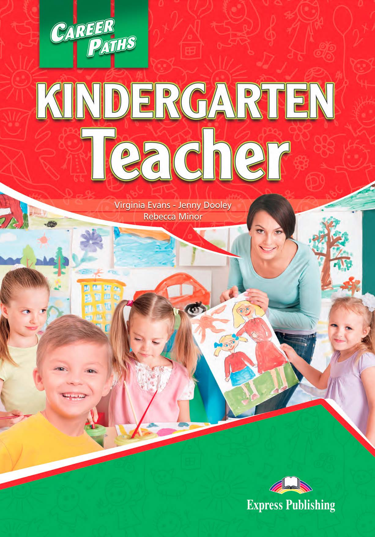 ESP English for Specific Purposes - Career Paths: Kindergarten Teacher