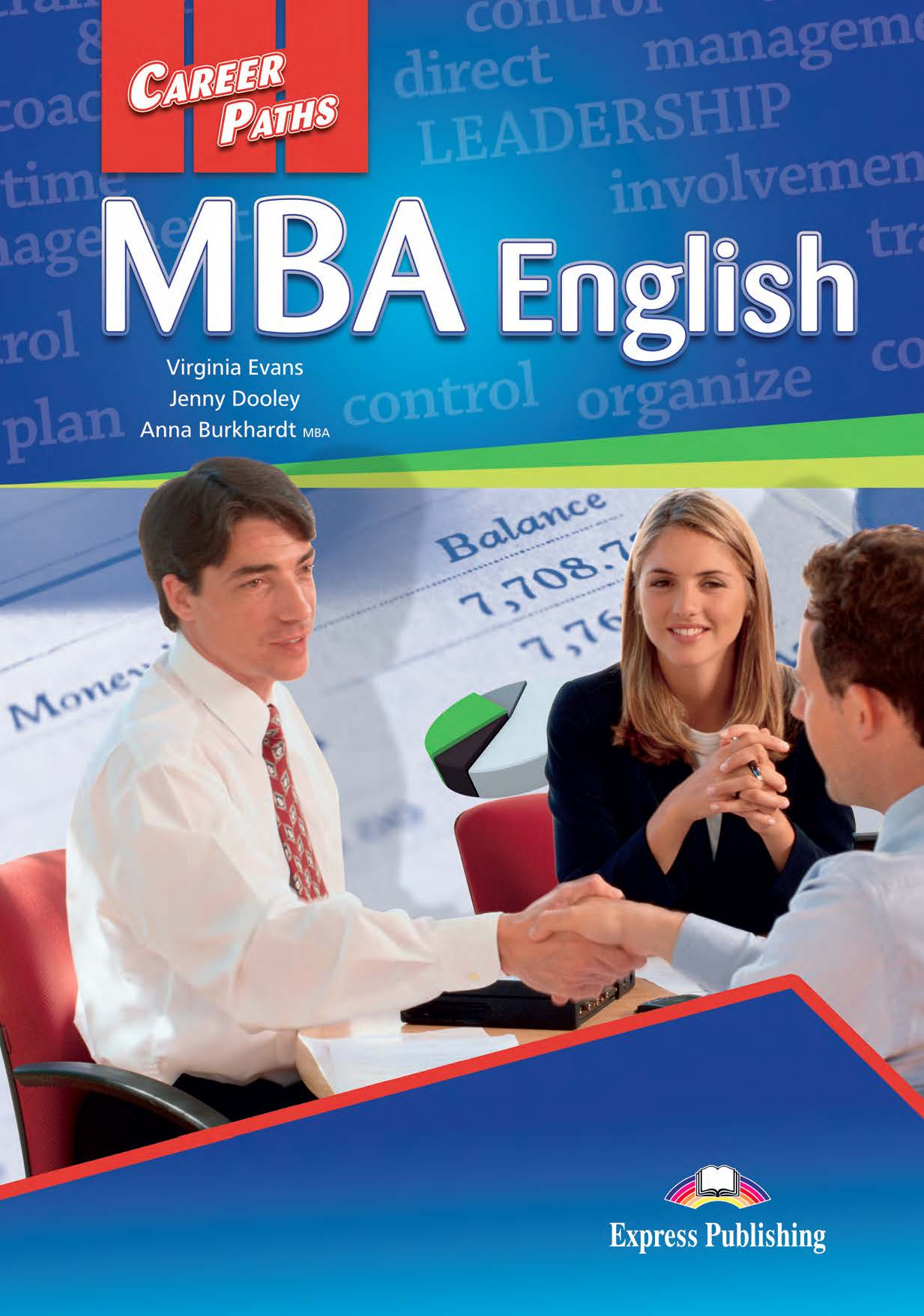 ESP English for Specific Purposes - Career Paths: MBA