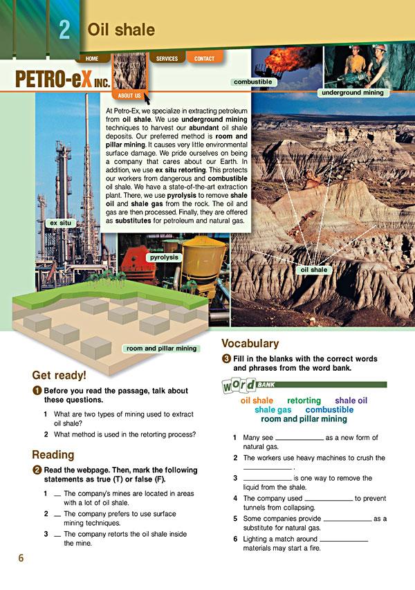Sample Page 3 - Career Paths: Petroleum II
