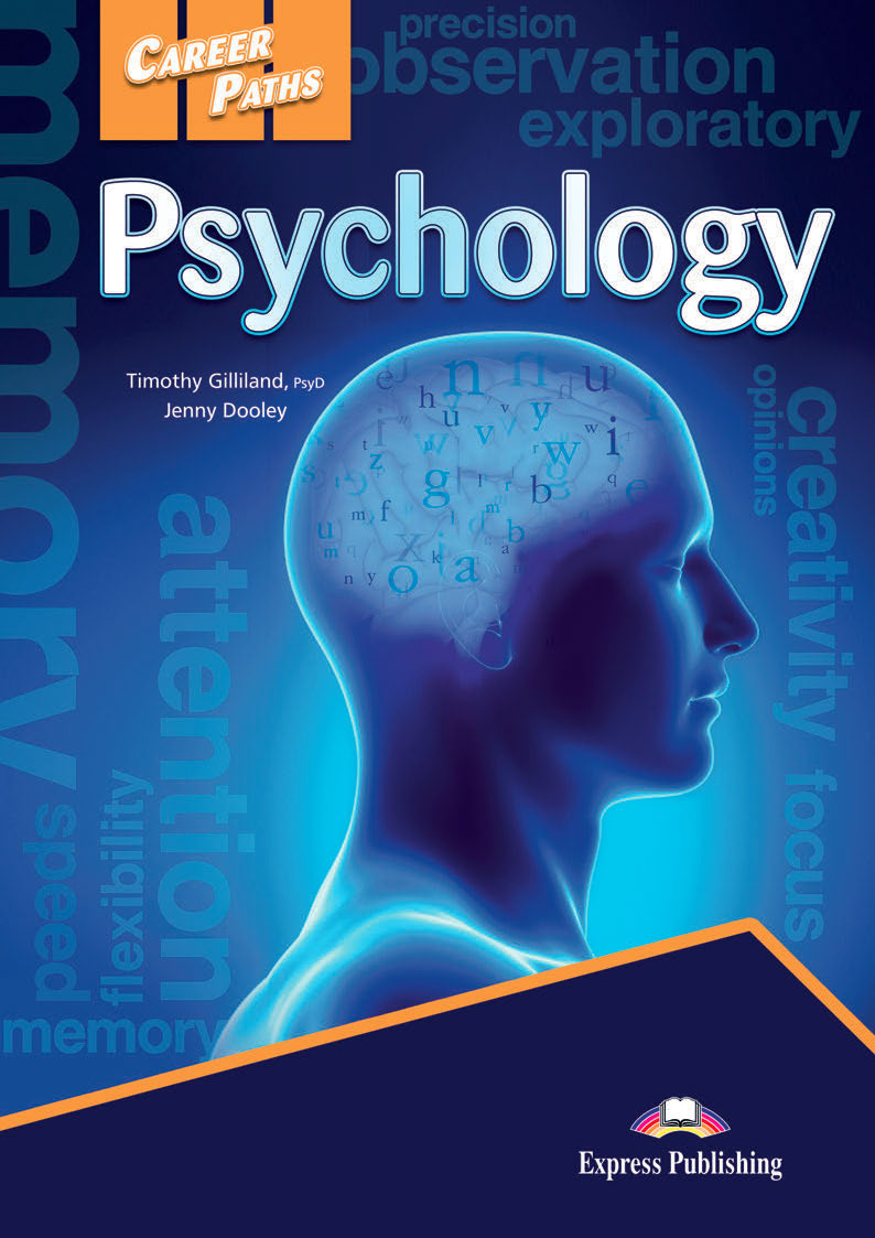 ESP English for Specific Purposes - Career Paths: Psychology