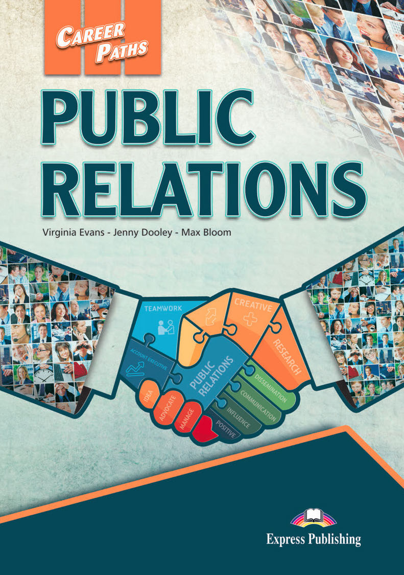 ESP English for Specific Purposes - Career Paths: Public Relations