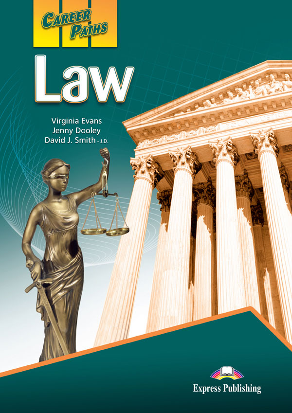 ESP English for Specific Purposes - Career Paths: Law