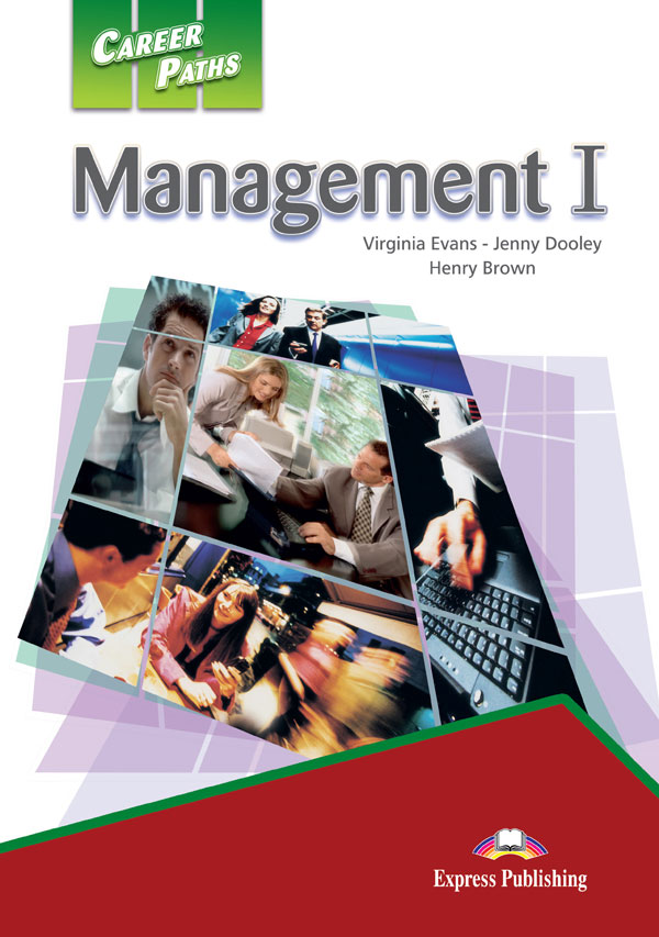 ESP English for Specific Purposes - Career Paths: Management I